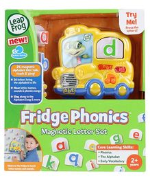Leap Frog Fridge Phonics Magnetic Letter Set