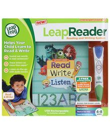 Leap Frog LeapReader Reading And Writing System - Godzilla