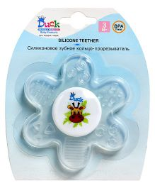 Duck - Silicone Teether