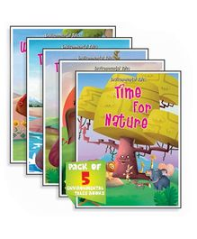 Young Angels Environmental Tales English - Set of 5