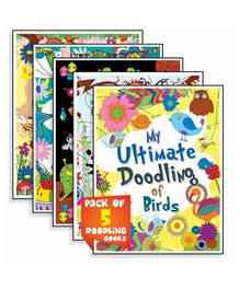 Young Angels Doodling Pack - Set of 5