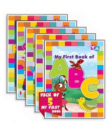 Young Angels My First Book Series English - Set 0f 5