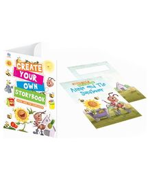 Young Angels Create Your Own Storybook Pack - Annie And The Sunflower