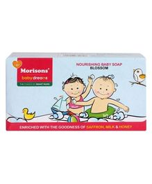 Morisons Baby Dreams Mild Moisturizing Baby Soap - 100 grams