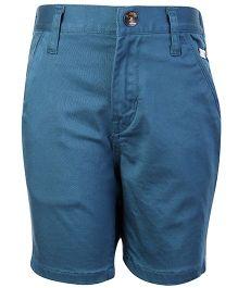 Gini And Jony Bermuda Shorts - Solid Color