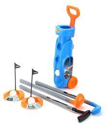 Funfactory Hotwheels Golf Set Trolley - Blue