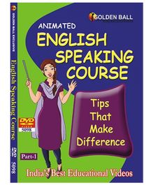 Golden Ball English Speaking Course Part 1 - DVD