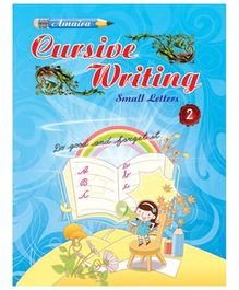 Indian Book Depot map house Amaira Cursive Writing Part 2 - English