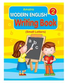 Indian Book Depot map house Amaira Modern Writing Book Part 2 - English