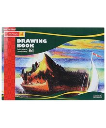 Camlin Drawing Book - 36 Pages