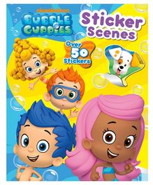 Parragon Bubble Guppies Sticker Book - English