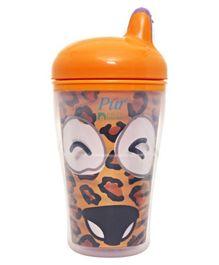 Pur Safari Spout Cup 100 ml - Orange