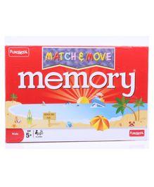 Funskool - Match & Move Memory