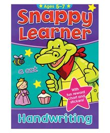 Alligator Books Snappy Learner Handwriting - English
