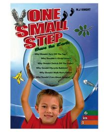 Euro Books One Small Step Save The Earth -  6 in 1