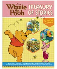 Euro Books Disney Winnie the Pooh Treasury of Stories