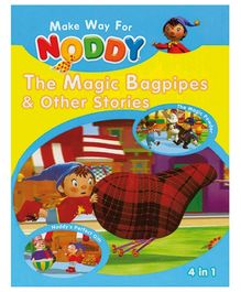 Euro Books Noddy The Magic Bagpipes And Other Stories