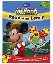 Euro Books Read and Learn 4 In 1