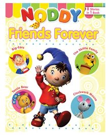 Euro Books Noddy Friends Forever - 8 In 1