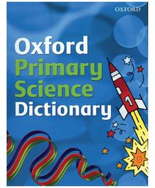 Oxford Primary Science Dictionary - English