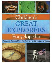 Parragon Children's Great Explorers Encyclopedia - English