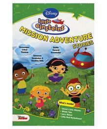Euro Books Mission Adventure Stories - English