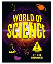 Parragon Knowledge Book World of Science - English