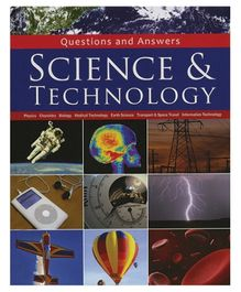 Parragon Book Science And Technology - English