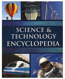 Parragon Book Science And Technology Encyclopedia - English