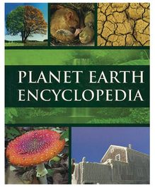 Parragon Planet Earth Encyclopedia - English