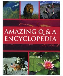 Parragon Book Amazing Q And A Encyclopedia - English