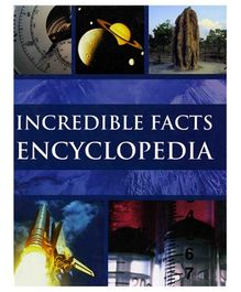Incredible Book Incredible Facts Encyclopedia - English