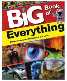 Parragon Big Book of Everything - English