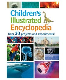 Parragon Childrens Illustrated Encyclopedia - English