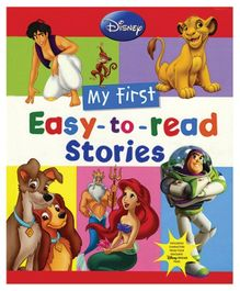 Parragon Book Disney My First Easy to Read Stories - Englishc