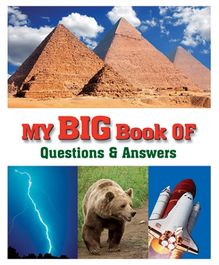 Parragon My Big Book of Questions And Answers - English