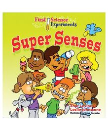 Sterling Book First Science Experiments - Super Sense