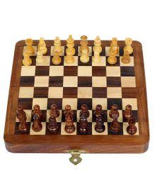 Desi Toys Wooden Chumbak Satranj