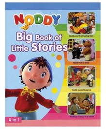 Euro Books Noddy Big Book Of Little Stories - English