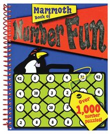 Igloo Books Mammoth Book Of Number Fun - English