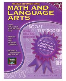 Learning Horizons Math And Language Arts Grade 3 - English