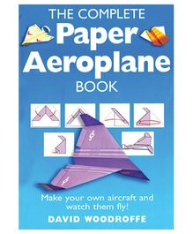 Magpie The Complete Paper Aeroplane Book - English