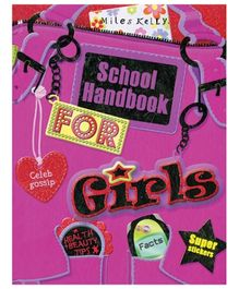 Miles Kelly School Handbook For Girls - English