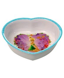 Heart Shaped Bowl - Tinker Bell