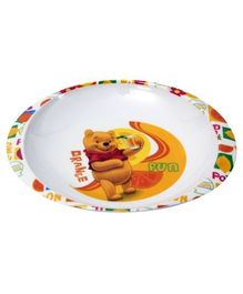Soup Plate - Winnie The Pooh