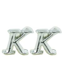 Angel Glitter Silver Lining Earrings - K For Kite