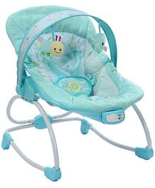 Mastela Musical Baby Rocker - Sea Green