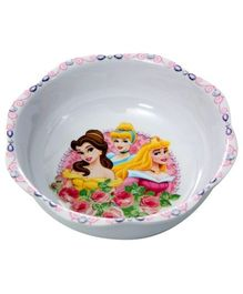 Petal Shaped Bowl - Disney Princess