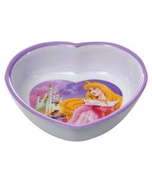 Heart Shaped Bowl - Disney Princess