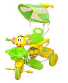Sun Baby Musical Tricycle - Green